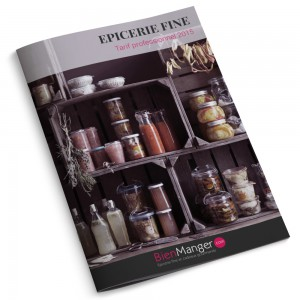 Catalogue épicerie 2015