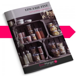 Catalogue grossiste epicerie fine