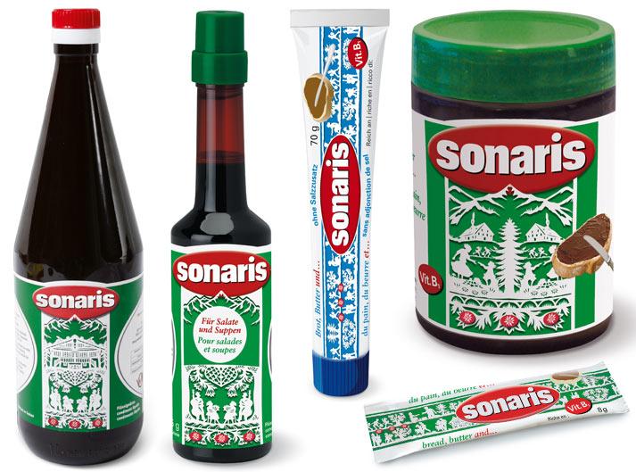 Produits Sonaris